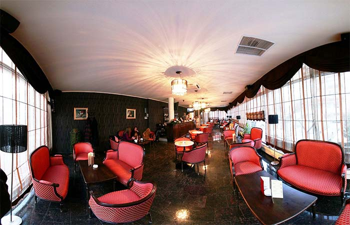 hotel cluj cafe 1
