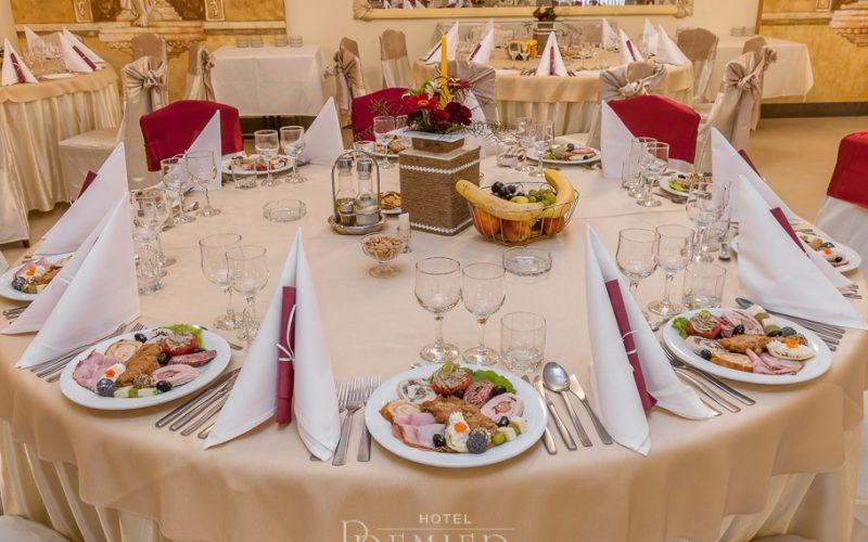restaurant premier events