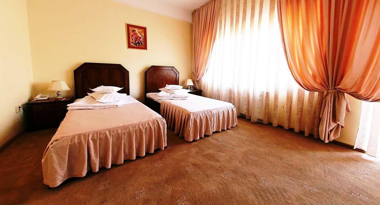 hotel cluj junior suite twin 1